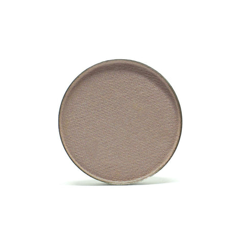Elate Cosmetics - Create Pressed EyeColour in Earthen matte brown