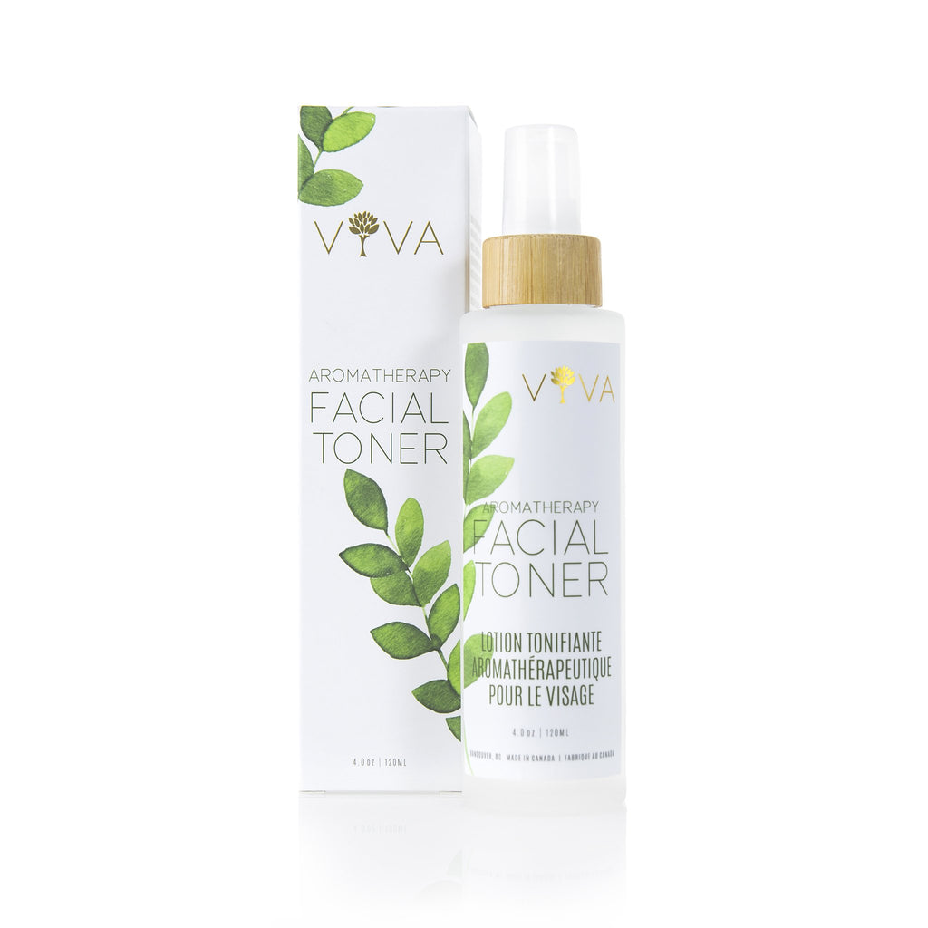 Viva Health Products - Aromatherapy Facial Toner