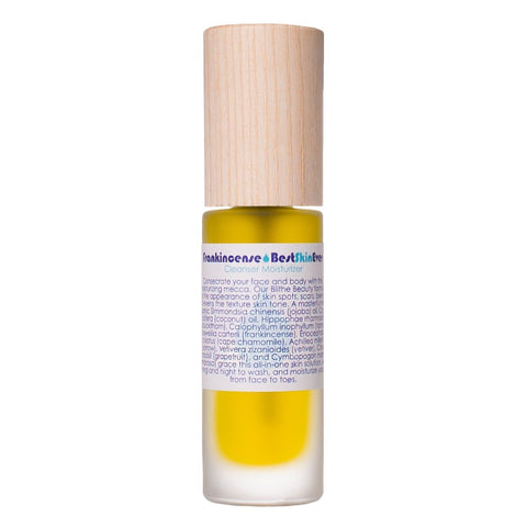 Living Libations - Best Skin Ever - Frankincense 30ml  Made in Canada, Clean, Natural, Cruelty-free