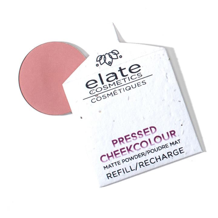 Elate FACE:  Pressed Cheek Colour - Brave