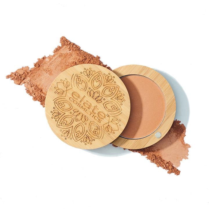 Elate FACE:  Pressed Cheek Colour - Sunbeam Bronzer