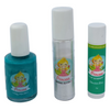 Pure Anada - Princess Gift Pack - Mermiad Mint Nail Polish, shimmer, lip balm