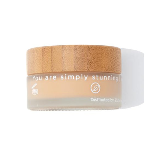 Elate FOUNDATIONS: Uplift Foundation - UW4 jar, clean beauty, natural beauty sustainable makeup made in canada cruelty-free