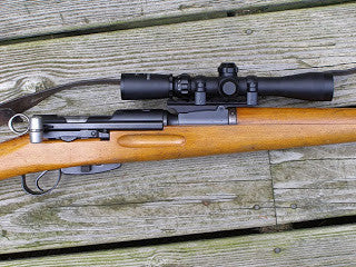 Scoping The Swiss K31 Rifle