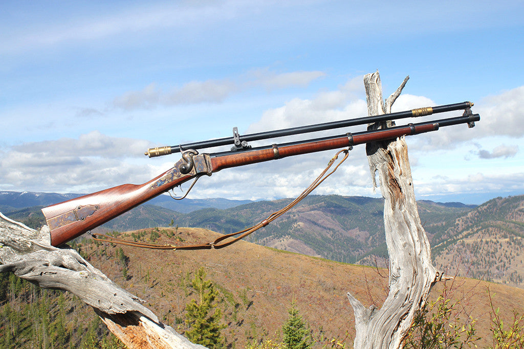 "The Rebirth Of ""OLD RELIABLE"" - The Sharps Rifle ... Part 1"