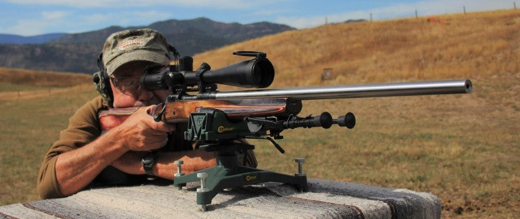 Putting Together A .308 Winchester Long-Range Rifle