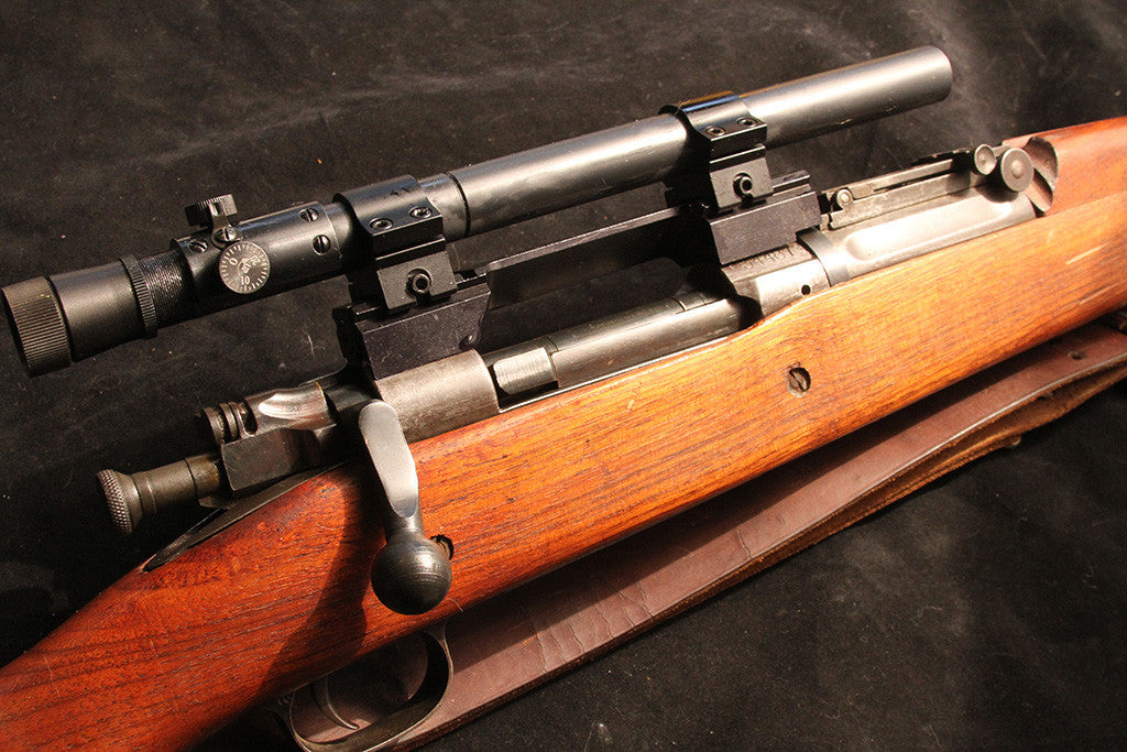 Malcolm M73G4 Rifle Scope Reproduction of Weaver 330C