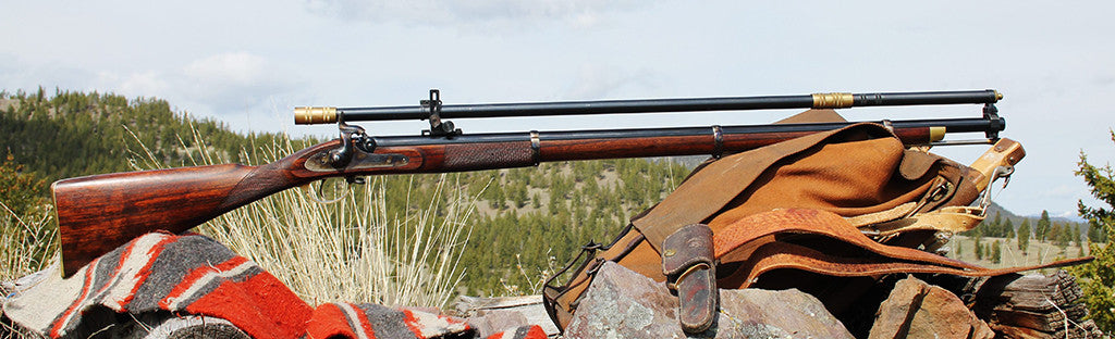 Hunting With The .451 Caliber Hexagonal Bore Whitworth Rifle