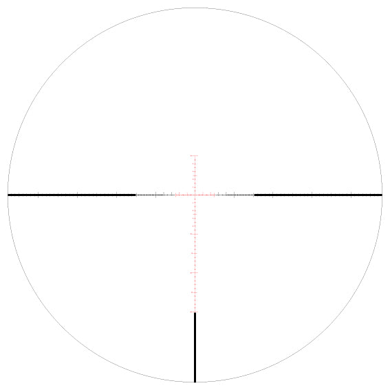CW1-FFP TAC-VF Reticle
