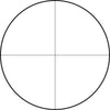 Fine Crosswire Reticle