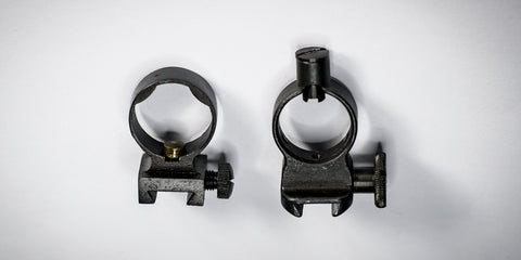 the unertl and short malcolm front rings