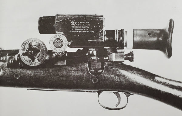 warner and swasey scope from late in the war