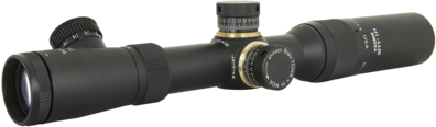 XTC14X34 scope Across the Course uncapped