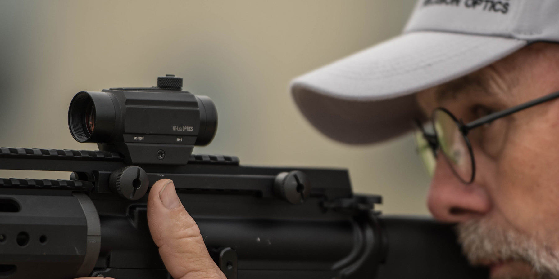 MM-2 Red Dot Sight