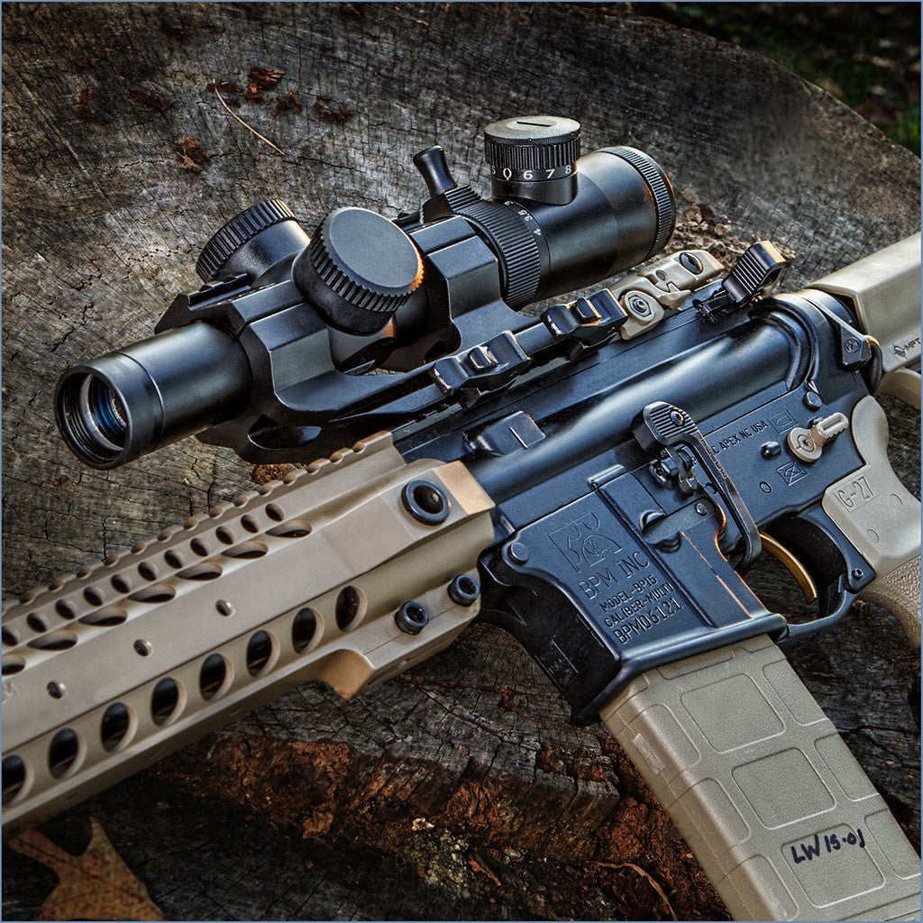 CMR4 BPM AR-15 rifle