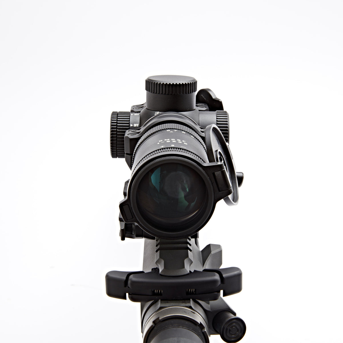 CMR8 FFP EP View mounted on TYR TD-15