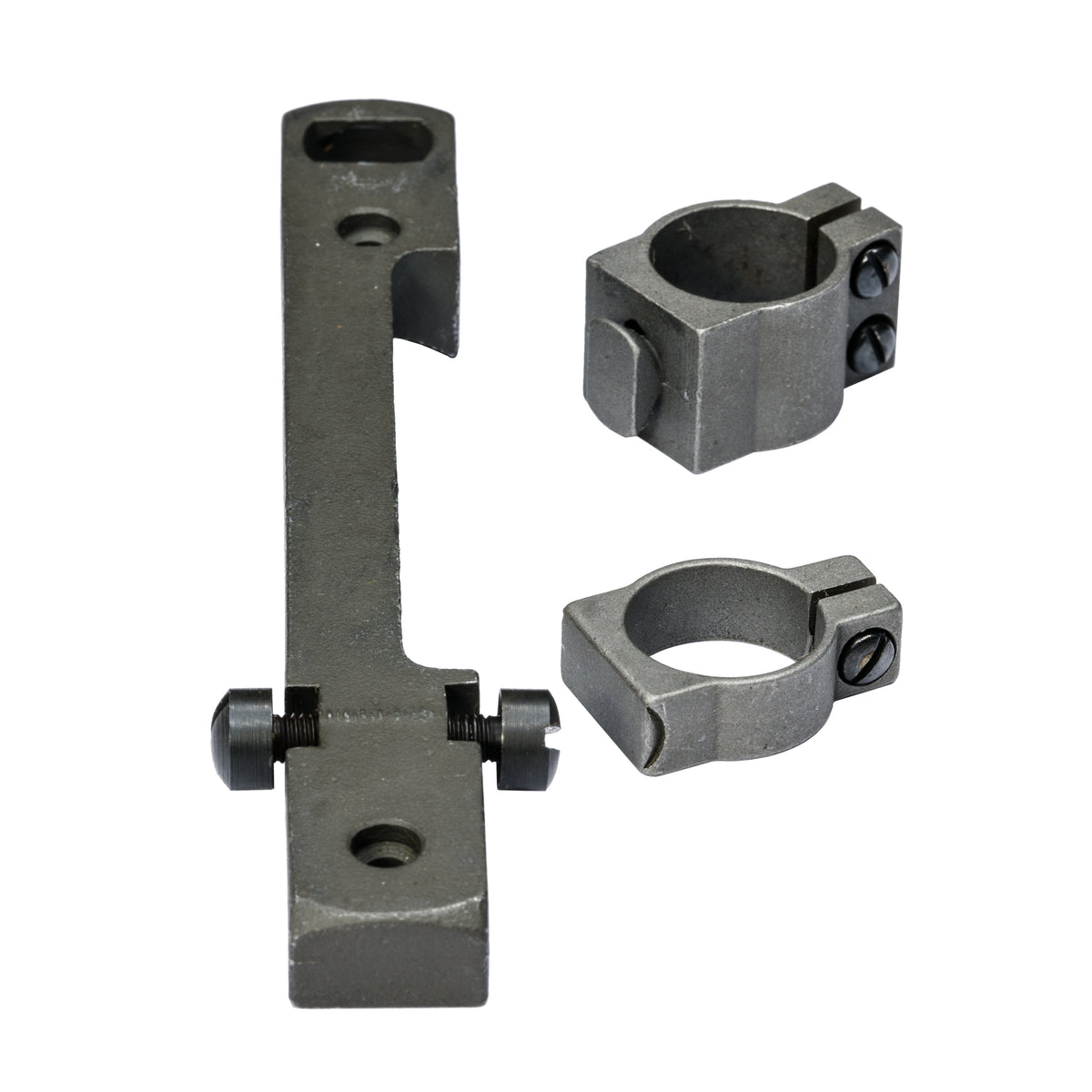 M73 Mount for 03A3 Springfield - Rings Disassembled