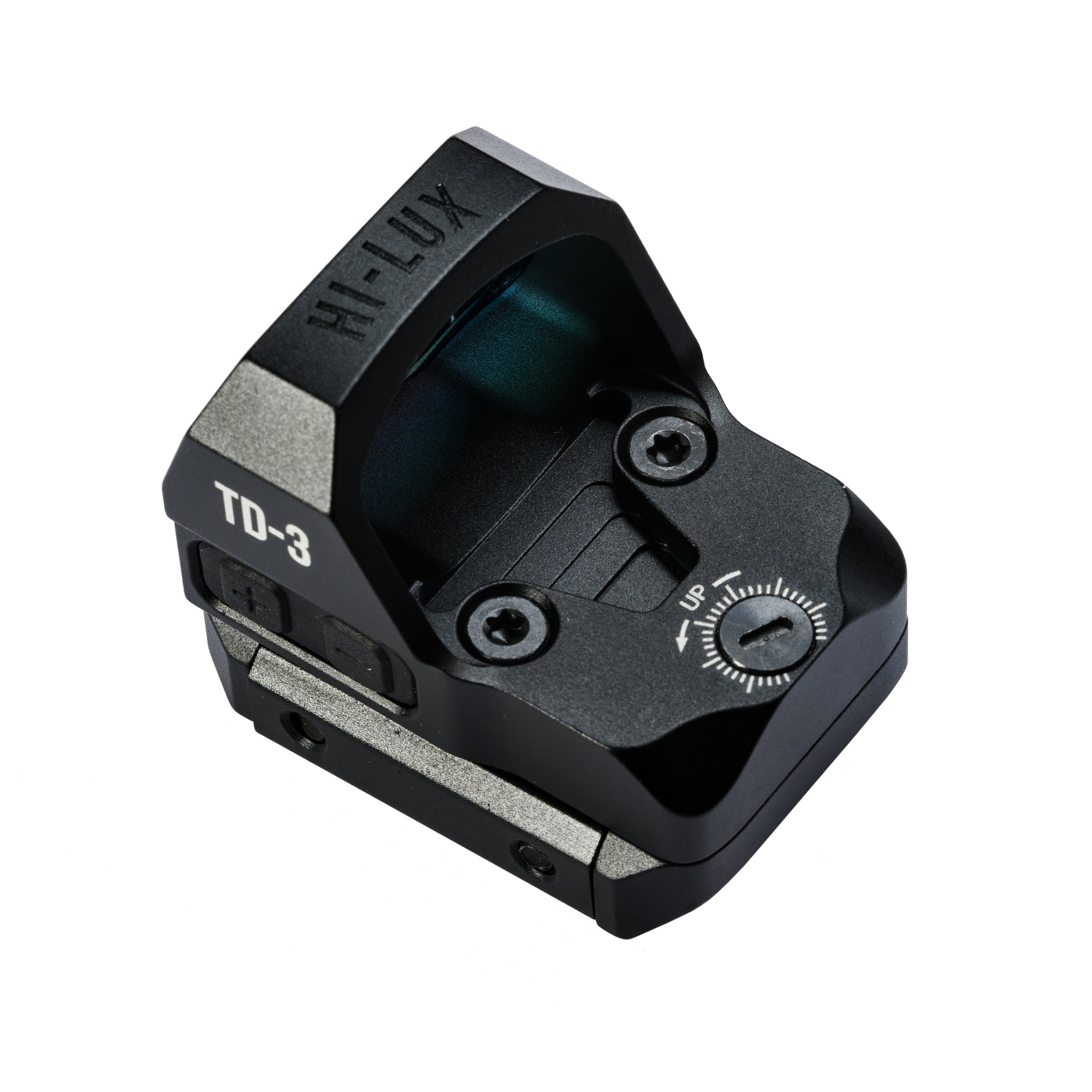 TD-3 Red Dot Sight Pistol - Front Angle