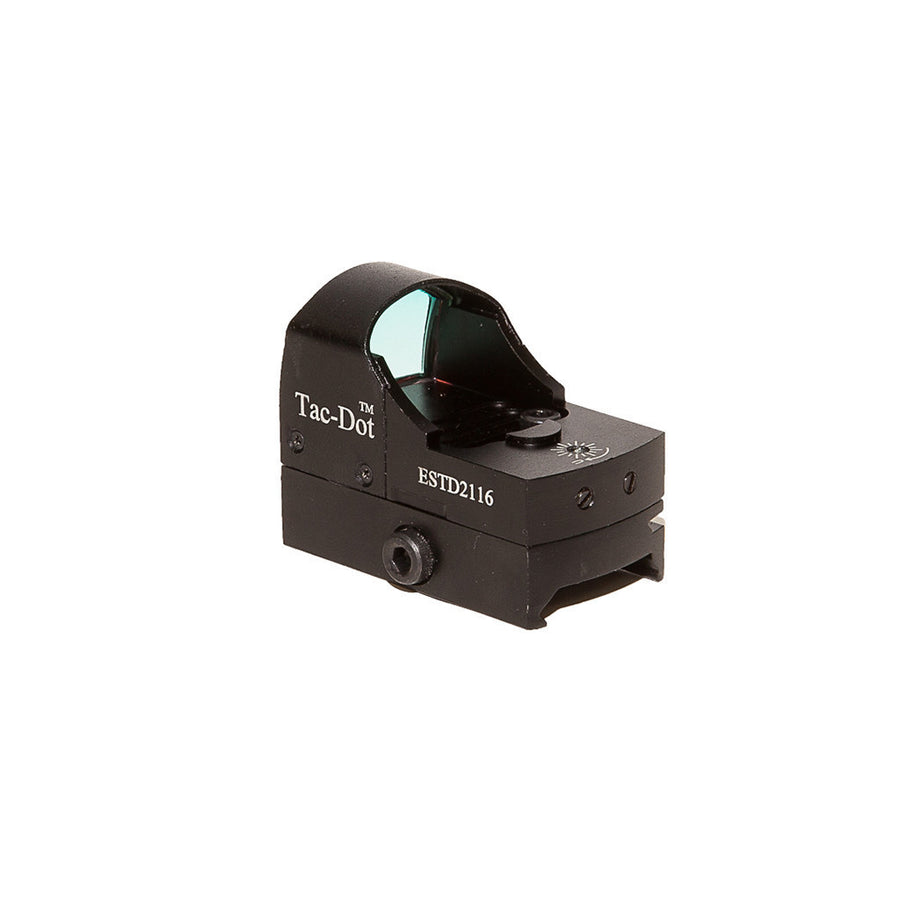 TD-4 red dot side angle view