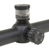 Uni-Dial Ballistic 2.5-10X Rifle Scope Close up Turret