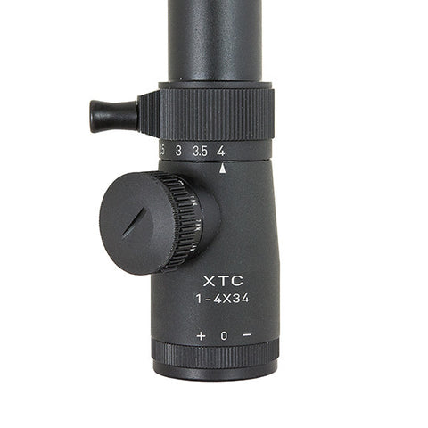 Hi-Lux Across the Course XTC14X34 Competition Rifle Scope