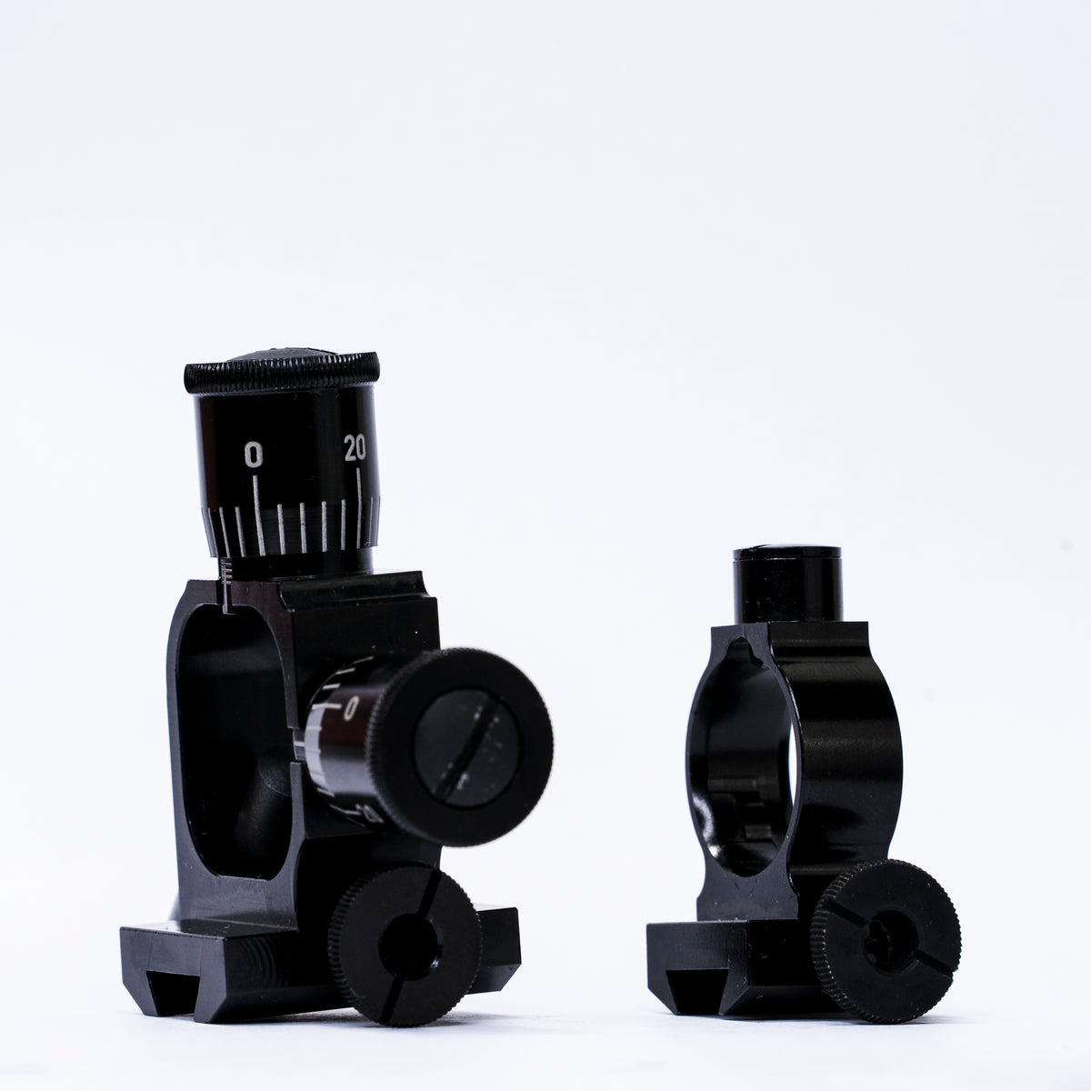 Malcolm Vintage Sniper Adjustment Mounts