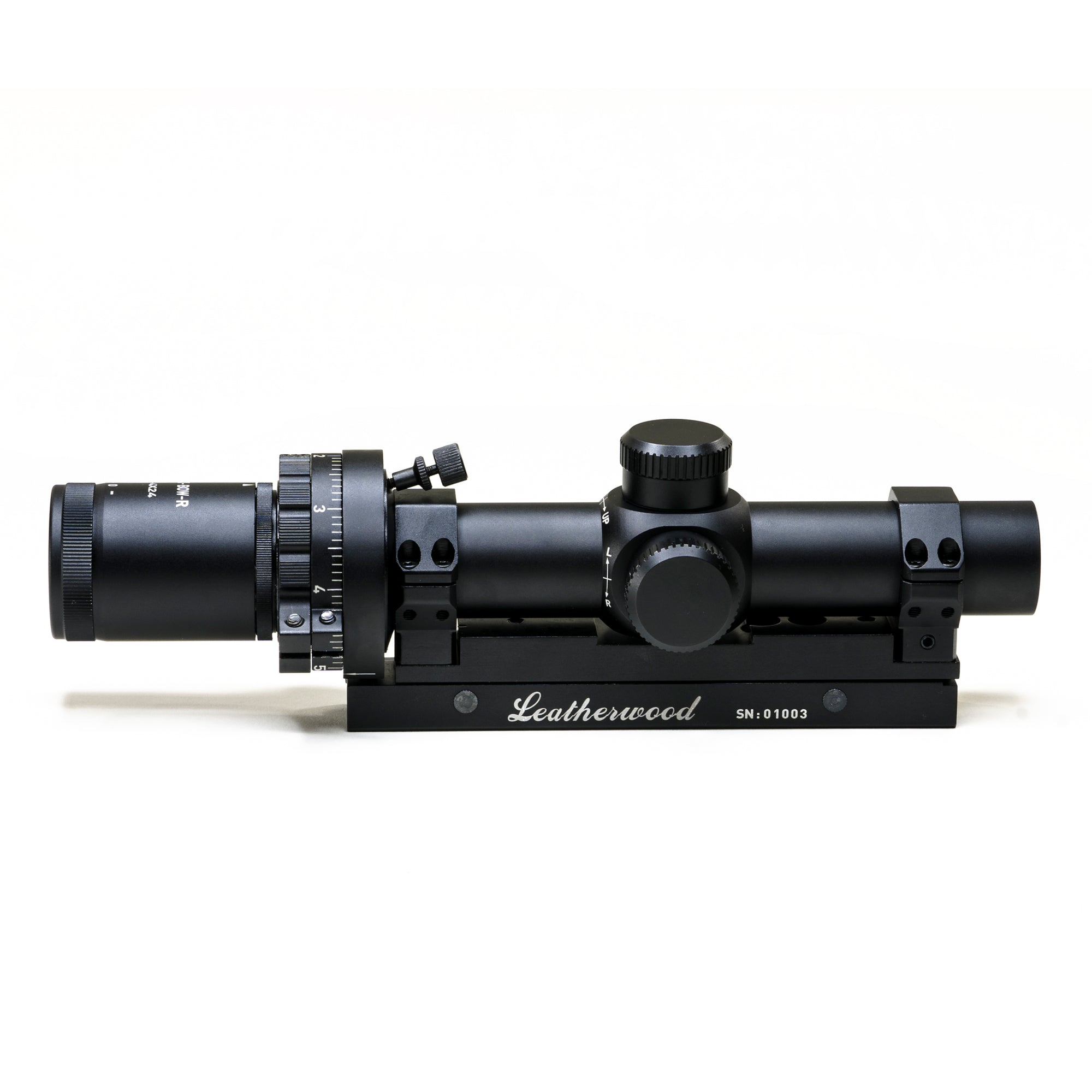 ART X-BOW Crossbow Scope Side Angle View Eyepiece