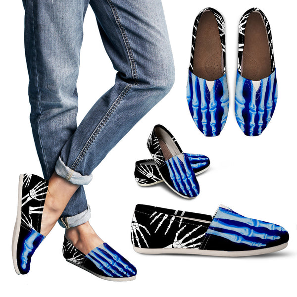 Women's Phalanges X-Ray Radiology Casual Shoes