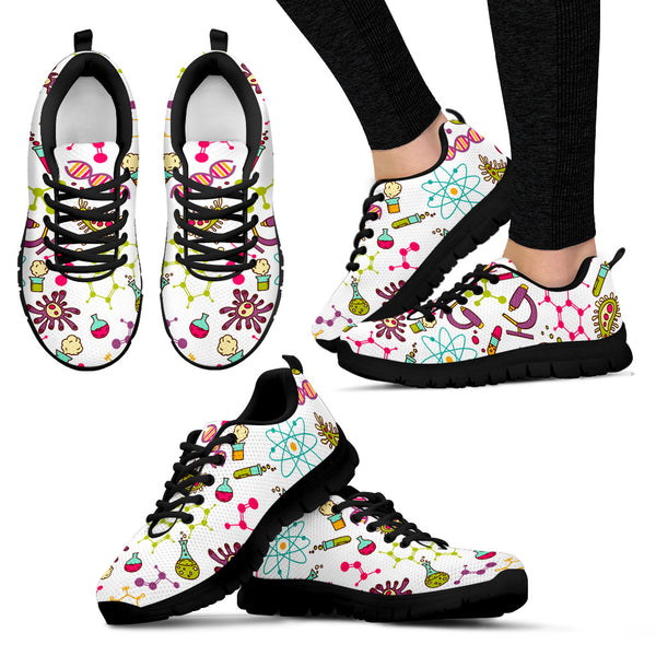Comfortable Biology / Chemistry Science Sneakers