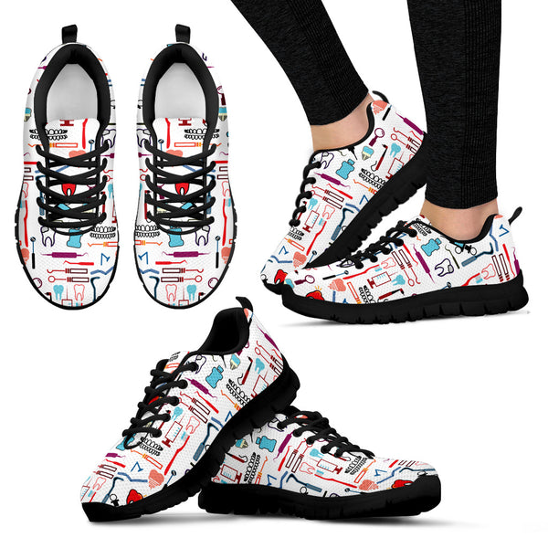Women's Dental Tools Sneaker