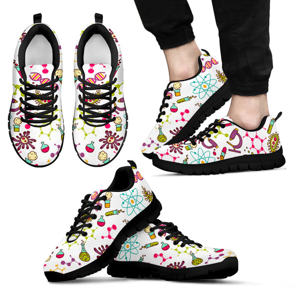 Biology Sneakers Medicine Sneakers Doctor Comfortable Sneakers