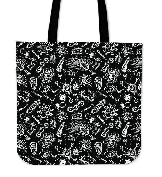 Tote Bag Design Medicine Tote Bag Printed Pattern Tote Bag Doctor Design Tote Bag