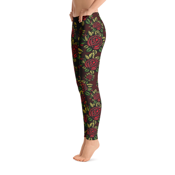 yoga leggings amber leggings workout leggings boho style leggings