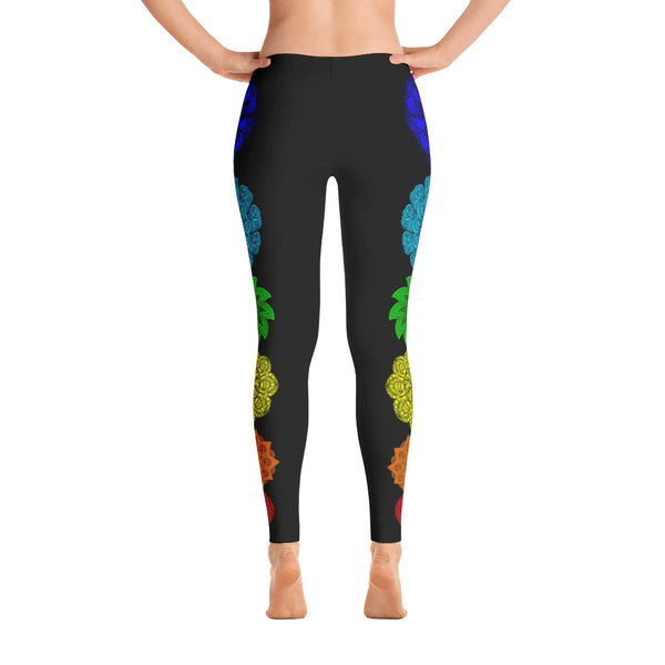 Multicolour Leggings dreamer Leggings tribe Leggings Yoga Leggings
