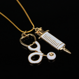 The Nurse Necklace - FREE + Shipping