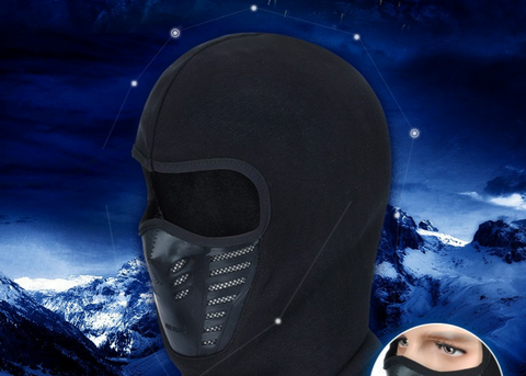 Breathable Windproof Face Mask
