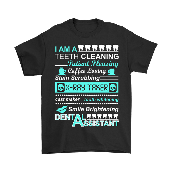 Dental Assistant Statement T-Shirt for Men