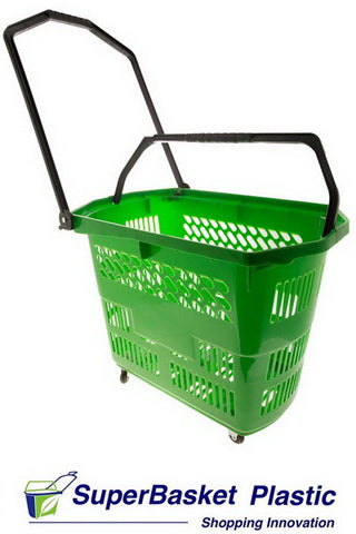 M55 SuperBaskets - Box of 10 trolley baskets