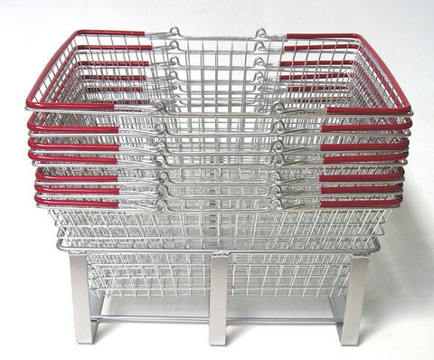 Stacker for 25 Litre Baskets - Fixed