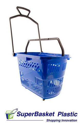The World's best-selling trolley basket - The M30 (as seen in ASDA, Wilko etc)