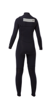 PREMIUM WOMENS 4/3 CHEST-ZIP WETSUIT STEAMER