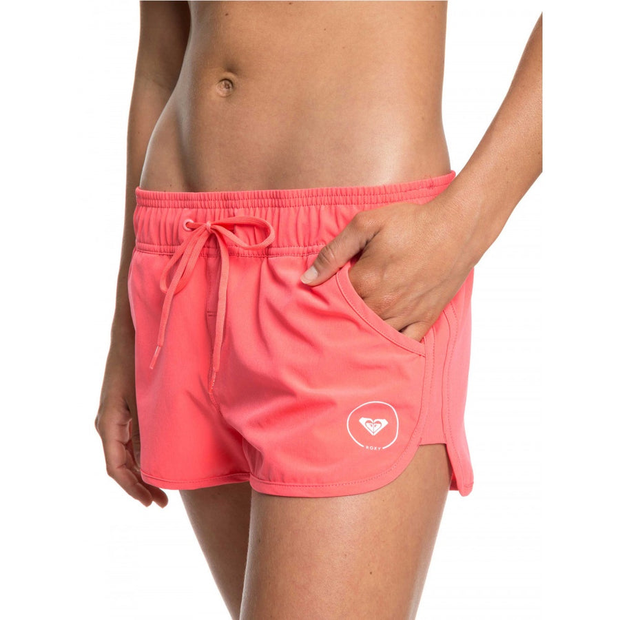 1c9dfc854817 ROXY BASIC 2 INCH LADIES BOARDSHORT