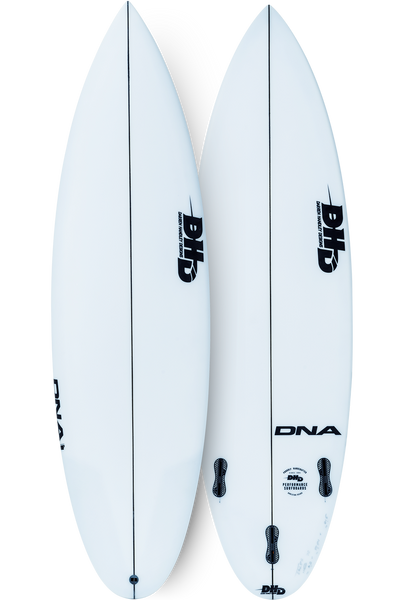 DHD MF DNA - SQUASH TAIL - PERFORMANCE SHORT BOARD