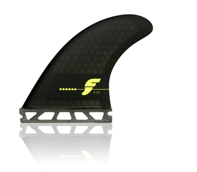 FUTURES F6 HONEYCOMB LEGACY TRI FIN SET