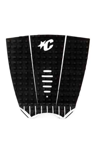 CREATURES MICK FANNING SIGNATURE TRACTION PAD - BLACK FADE