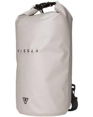 VISSLA 7 SEAS 20 LITRE DRY BAG -BLACK