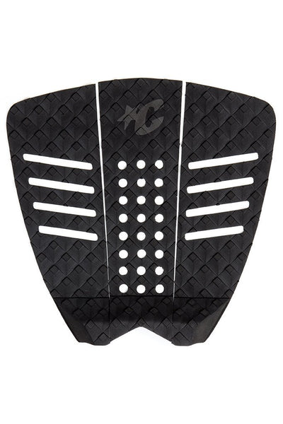 CREATURES ICON WIDE 3PC TRACTION PAD - BLACK