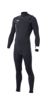 PREMIUM MENS 3/2MM CHEST ZIP WETSUIT - STEAMER