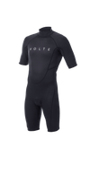 VITAL YOUTH 2MM BACK ZIP SPRING SUIT - F/LOC
