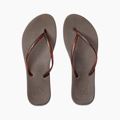 REEF ESCAPE LUX - WOMENS THONGS - TORTOISE